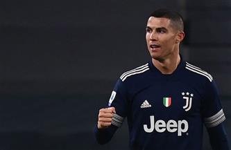 «رونالدو» يمنح يوفنتوس الأفضلية على إنتر في نصف نهائي كأس إيطاليا