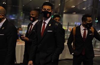 عزل صحي وانتظار نتيجة المسحة الطبية ووجبات في الغرف الخاصة.. هكذا عايش الأهلي يومه الأول في الدوحة