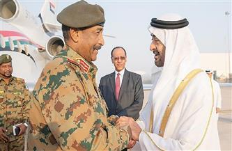 البرهان وبن زايد يؤكدان متانة العلاقات السودانية الإماراتية