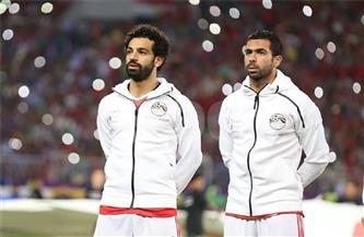 أحمد فتحي ومحمد صلاح في أفضل تشكيل لإفريقيا خلال الـ10 سنوات الأخيرة