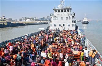 بنجلاديش ترسل مزيدا من لاجئي الروهينجا لجزيرة نائية معرضة لخطر الفيضان | صور