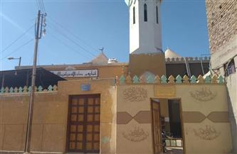 افتتاح 10 مساجد في قرى 5 مراكز بقنا بعد إحلالها وتجديدها   صور