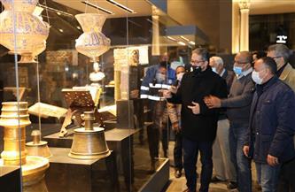 كل ما تريد معرفته عن متحف عواصم مصر بالعاصمة الإدارية الجديدة   صور