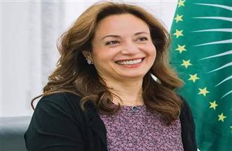 أماني أبو زيد: أتعهد بالاستمرار في العمل الدءوب لرفع راية مصر وخدمة قارتنا الإفريقية