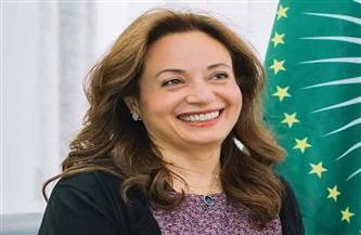 مصر تكثف حملة لدعم المرشحة المصرية لمنصب مفوض الطاقة والبنية التحتية بالاتحاد الإفريقي | صور