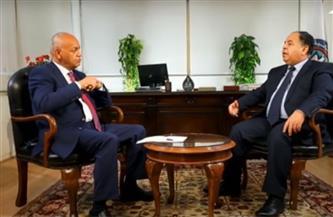 وزير المالية: مصر تمكنت من حل أزمة المعاشات العالقة منذ 2004   فيديو