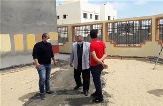 """تسليم قطعة أرض بمساحة ٣٢٥ فدانا """"للشباب والرياضة"""" لإقامة القرية الأوليمبية بشرق بورسعيد"""