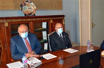 """وزيرا الخارجية والري يشاركان باجتماعات """"كينشاسا"""" كفرصة أخيرة للتوصل لاتفاق بشأن السد الإثيوبي"""