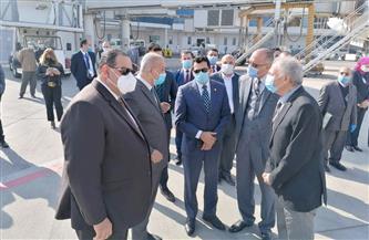 وزير الرياضة يستقبل منتخب اليابان المشارك بمونديال كرة اليد بمطار القاهرة | صور