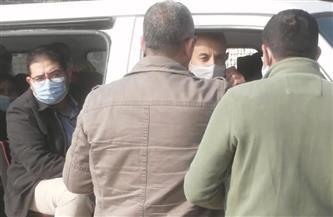 حملات مكثفة في بني سويف لمتابعة تطبيق الإجراءات الوقائية لمواجهة «كورونا» | صور