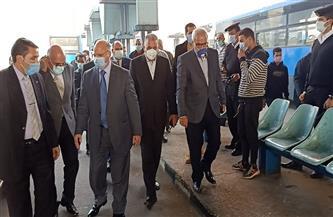 جولات مفاجئة لمحافظ القاهرة لمتابعة التزام المواطنين بالكمامة |صور