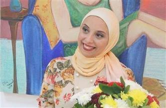 وفاة الفنانة التشكيلية دينا محمود عن عمر ناهز 35 عاما | صور