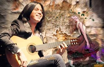 عام الجوائز لفنان الجيتار المصري.. «العربي للثقافة» يمنح جائزته لعماد حمدي| صور