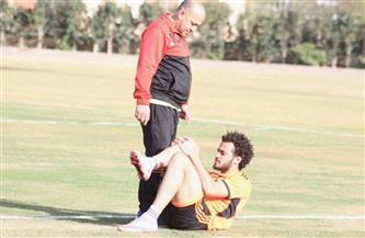 مروان حمدي وفوافي يقودان هجوم «المقاصة» أمام الإسماعيلي