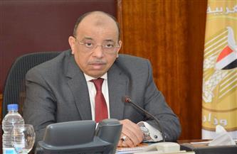 وزير التنمية المحلية يتابع جهود التعامل مع تداعيات الطقس السيئ مع 10 محافظين