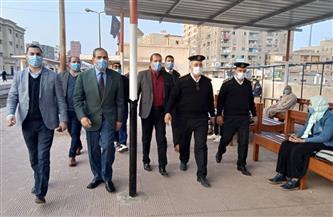محافظ كفر الشيخ يتفقد عددا من المناطق لمتابعة تطبيق الإجراءات الاحترازية.. وتحرير 420 مخالفة| فيديو وصور