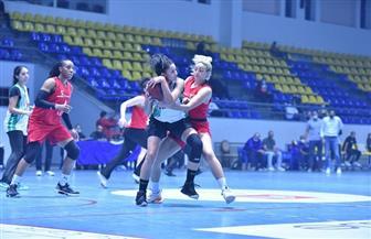 ننشر مواجهات دور الـ 8 من بطولة كأس مصر لكرة السلة للسيدات | صور