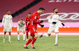 بايرن يعاقب ماينز بخماسية ويستعيد صدارة الدوري الألماني