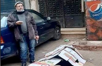 قتل زوجته ووقف يدخن السجائر بجانب جثتها.. الزوج: «بتخوني مع حسن حسني»| صور