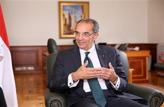 وزير الاتصالات يتفقد أعمال تطوير متحف البريد ويهنئ العاملين