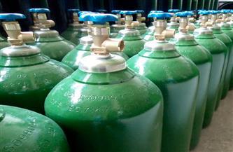 ضبط مسئول شركة للغازات الصناعية لاتجاره في «أسطوانات الأكسجين» بالسوق السوداء