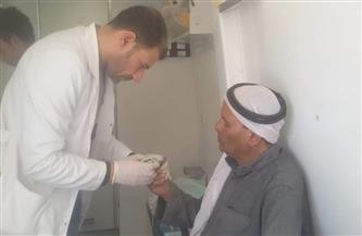 قوافل طبية علاجية من كليتي طب الزقازيق والأزهر بمستشفيات البحر الأحمر| صور