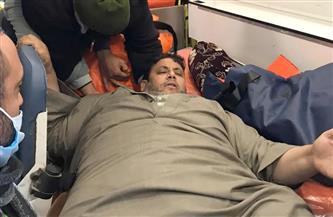 «صحة الغربية»: نقل مواطن مصاب بالسمنة المفرطة لعلاجه بمعهد ناصر بالقاهرة