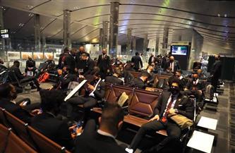 الأهلي ينتظر نتيجة مسحة المطار قبل التدريب الأول بقطر