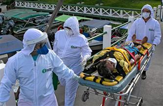 البرازيل تتجاوز 400 ألف وفاة بفيروس كورونا