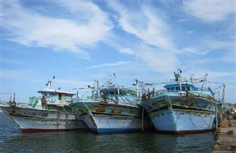 استئناف حركة الصيد بميناء البرلس وانطلاق 127 مركبا في البحر المتوسط بكفرالشيخ