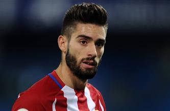 إصابة «كاراسكو وإيرموسو» لاعبي أتليتيكو مدريد بفيروس كورونا