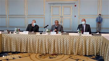 تفاصيل.. اجتماع شعراوي بمحافظي الأقصر وقنا والجهات المشاركة بتنفيذ مشروع الريف المصري| صور