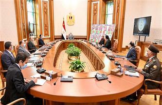 الرئيس السيسي يوجه بتركيز الدراسة بالجامعات الجديدة على العلوم الحديثة والتخصصات المتطورة