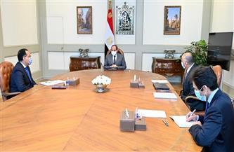 الرئيس السيسي يوجه بمواصلة تطبيق إجراءات تحسين المؤشرات الاقتصادية والحفاظ على الاستقرار النقدي