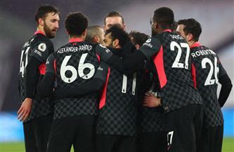 محمد صلاح يقود ليفربول للفوز على وست هام بالدوري الإنجليزي