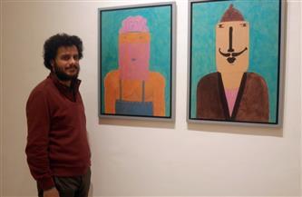 طرح معرض «جبس ملون» للنحات ماجد ميخائيل «أونلاين» | صور