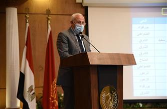 محافظ بورسعيد يوجه بوضع خطة زمنية لإنشاء وتطوير 11 محطة غاز طبيعى|  صور