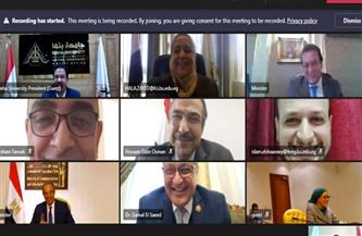 """تعاون بين """"التعليم العالي"""" و""""الاتصالات لإنشاء مركز إبداع مصر الرقمية بجامعة بنها  صور"""