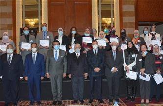 """وزيرا التعليم والتعليم العالي يشهدان احتفالية ختام البرنامج الريادي """"التميز البحثي متعدد التخصصات"""""""