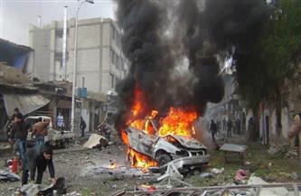 قتيلة و 20 جريحا في انفجار سيارة مفخخة بريف حلب الشمالي