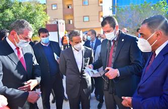إعمار مصر تساهم بـ 140 مليون جنيه لتطوير مدينة سيدي عبدالرحمن وتوفير لقاح كورونا