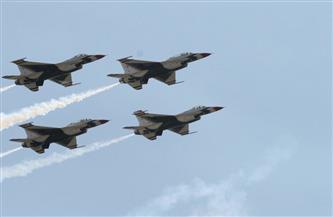 مقاتلات صينية وطائرة استطلاع أمريكية تدخل منطقة الدفاع الجوي لتايوان