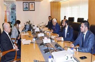 سفير مصر لدى بنجلاديش يلتقي رئيس غرفة دكا للصناعة والتجارة