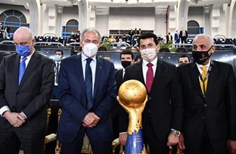 وزير الرياضة: استضافة دولتين لمونديال اليد المقبل دليل على عظمة مصر