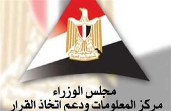مركز معلومات مجلس الوزراء: مصر ضمن أسرع 10 دول نموًا في مجال الشمول الرقمي 2020