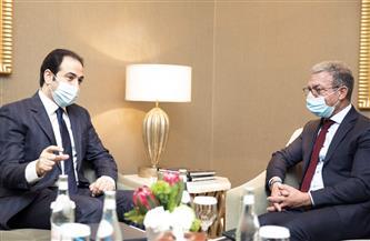 """الأمين العام لـ""""الأخوة الإنسانية"""" يبحث نشر مبادئ الوثيقة مع رئيس الاتحاد البرلماني الدولي"""