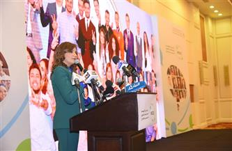 وزيرة الهجرة: القيادة السياسية تؤمن بأن الشباب هم كلمة السر في التنمية والاستقرار