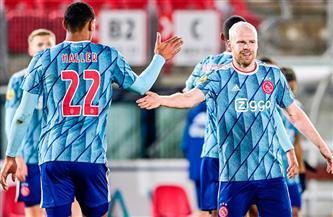 أياكس الهولندي يتأهل لدور الثمانية بالدوري الأوروبي بالفوز على يونج بويز السويسري