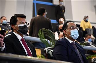 """مدبولي: مصر نظمت مونديال اليد بنجاح في وقت لا تزال جائحة """"كورونا"""" تقيد العالم"""