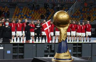 الدنمارك رابع منتخب يحصد لقب بطولة العالم لكرة اليد مرتين متتاليتين
